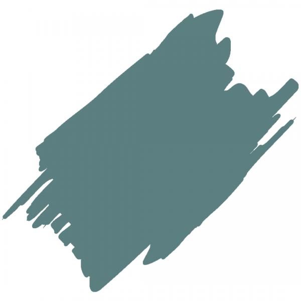 Wandfarbe PETROL | 100% öko | Naturfarbe