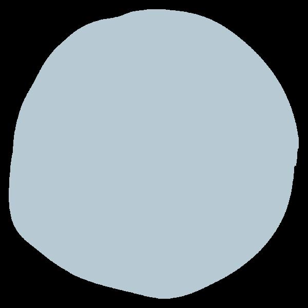 Kreidefarbe Hellblau | AHOI | 100% öko