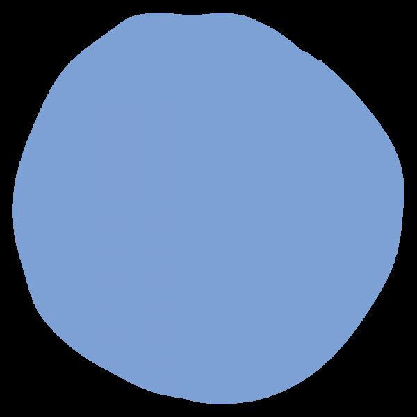 Kreidefarbe MER | Blau | Farbpalette | Coucou Couleur