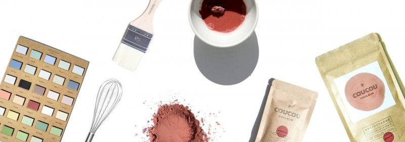 Kreidefarbe Rot Moebel streichen Coucou Couleur