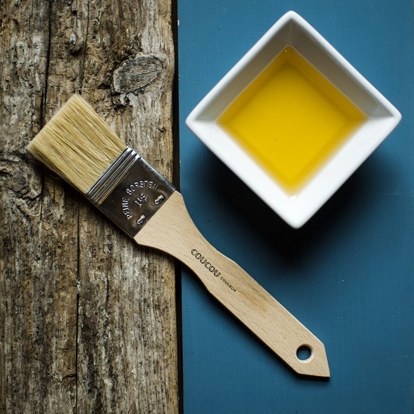 Ölpinsel | Holzöl auftragen