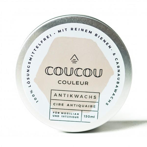 Antikwachs   Kreidefarbe versiegeln   Jetzt bestellen!