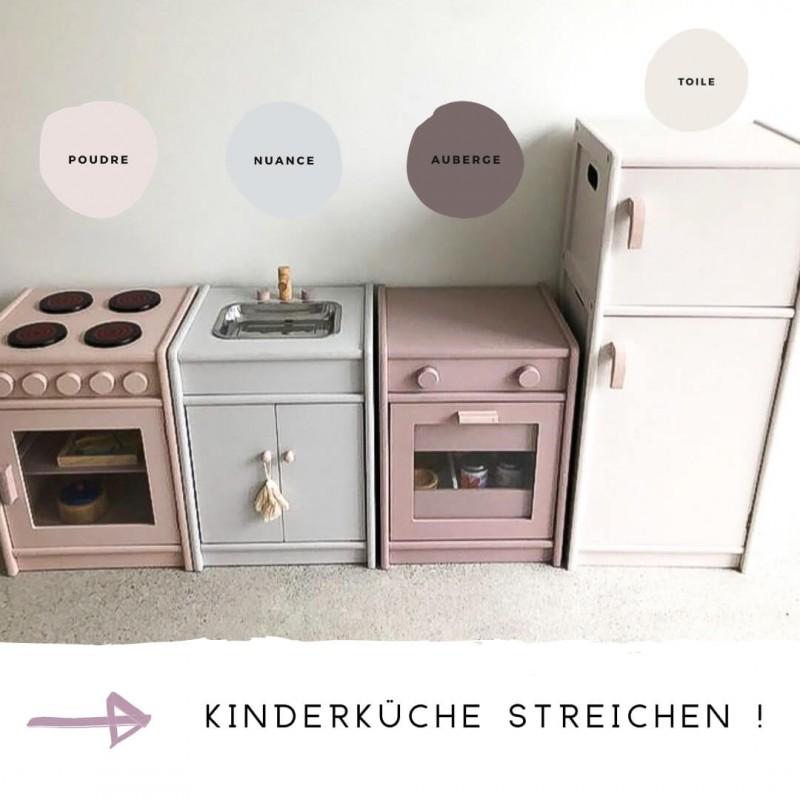 Kinderküche streichen