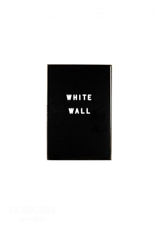 OEKO WANDFARBE WHITE WALL COUCOU COULEUR