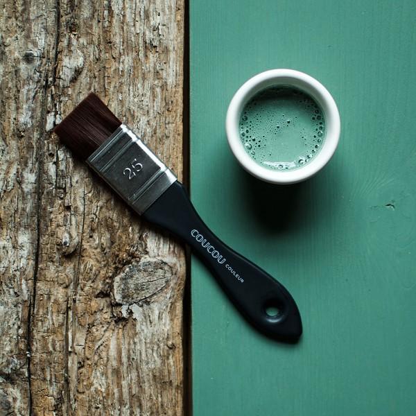 Farbpinsel 25mm | Kreidefarbe streichen | Jetzt bestellen!