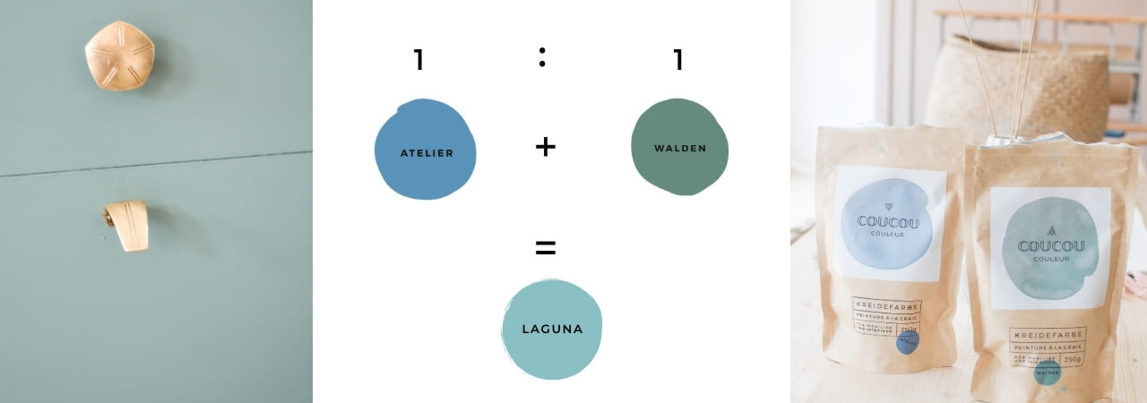 Kreidefarbe-mischen-Blau-Gruen-Walden-Atelier-Coucou-Couleur