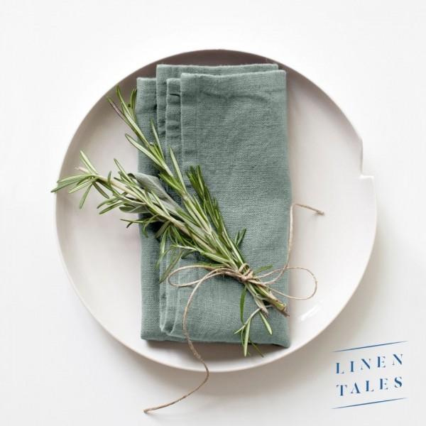 Leinen | Serviette | Grün | nachhaltig | Linentales