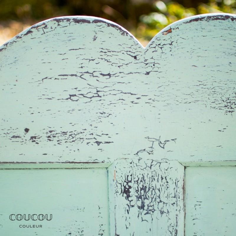 Shabby Gartenmobel Mit Kreidefarbe Mobel Streichen Coucou Couleur